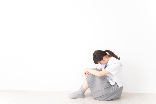 中学生_不登校_病気_病気