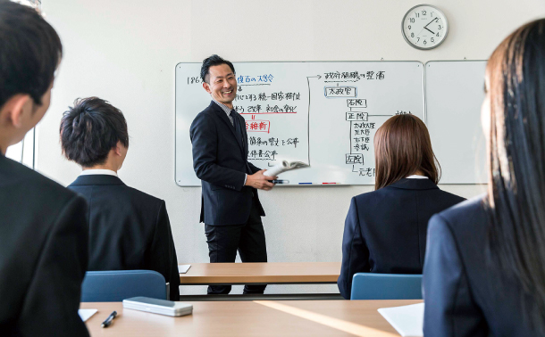 KTCおおぞら高等学院_授業風景