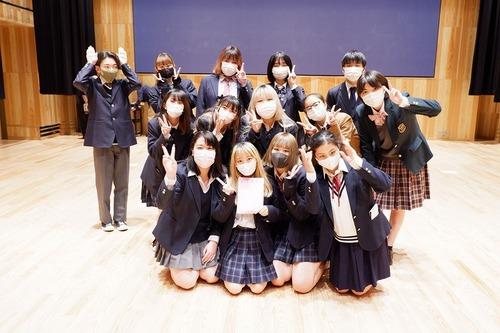 飛鳥未来高等学校_入学式2