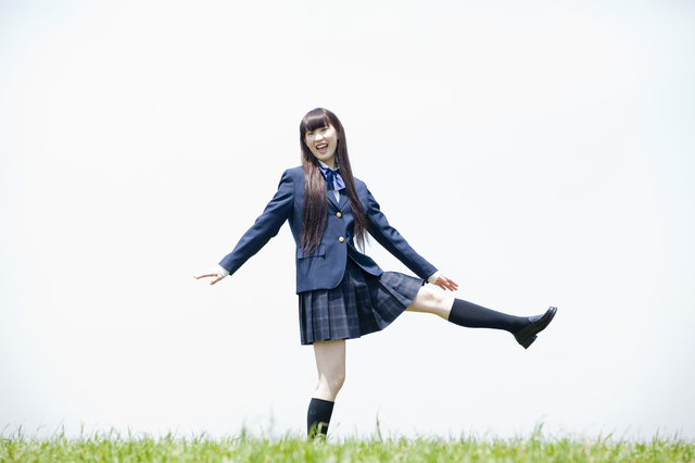 女子高生_制服に合う靴